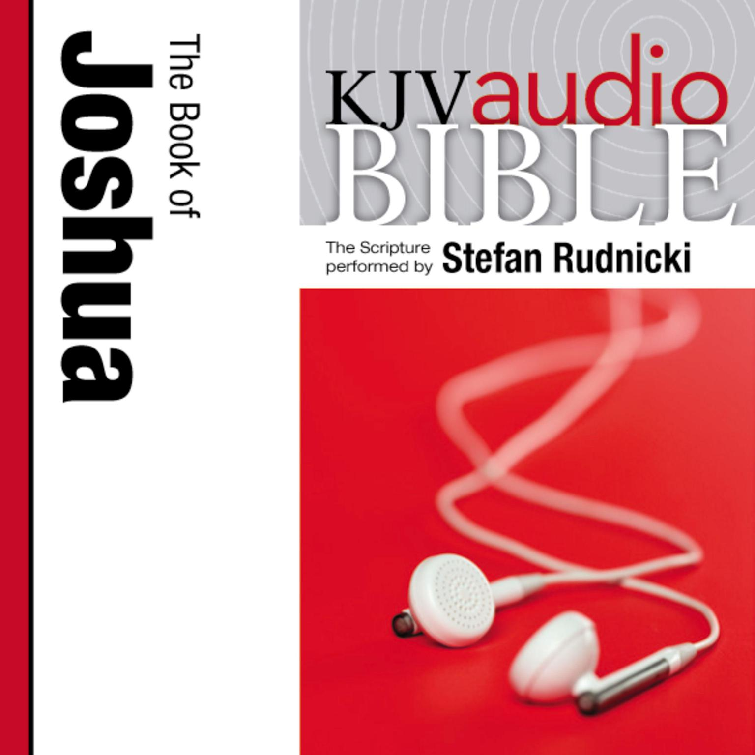 Printable KJV, Audio Bible: The Book of Joshua, Audio Download Audiobook Cover Art