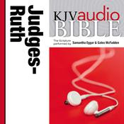 KJV, Audio Bible: The Books of Judges and Ruth, Audio Download, by Zondervan