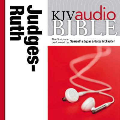 Pure Voice Audio Bible - King James Version, KJV: (07) Judges and Ruth Audiobook, by Zondervan