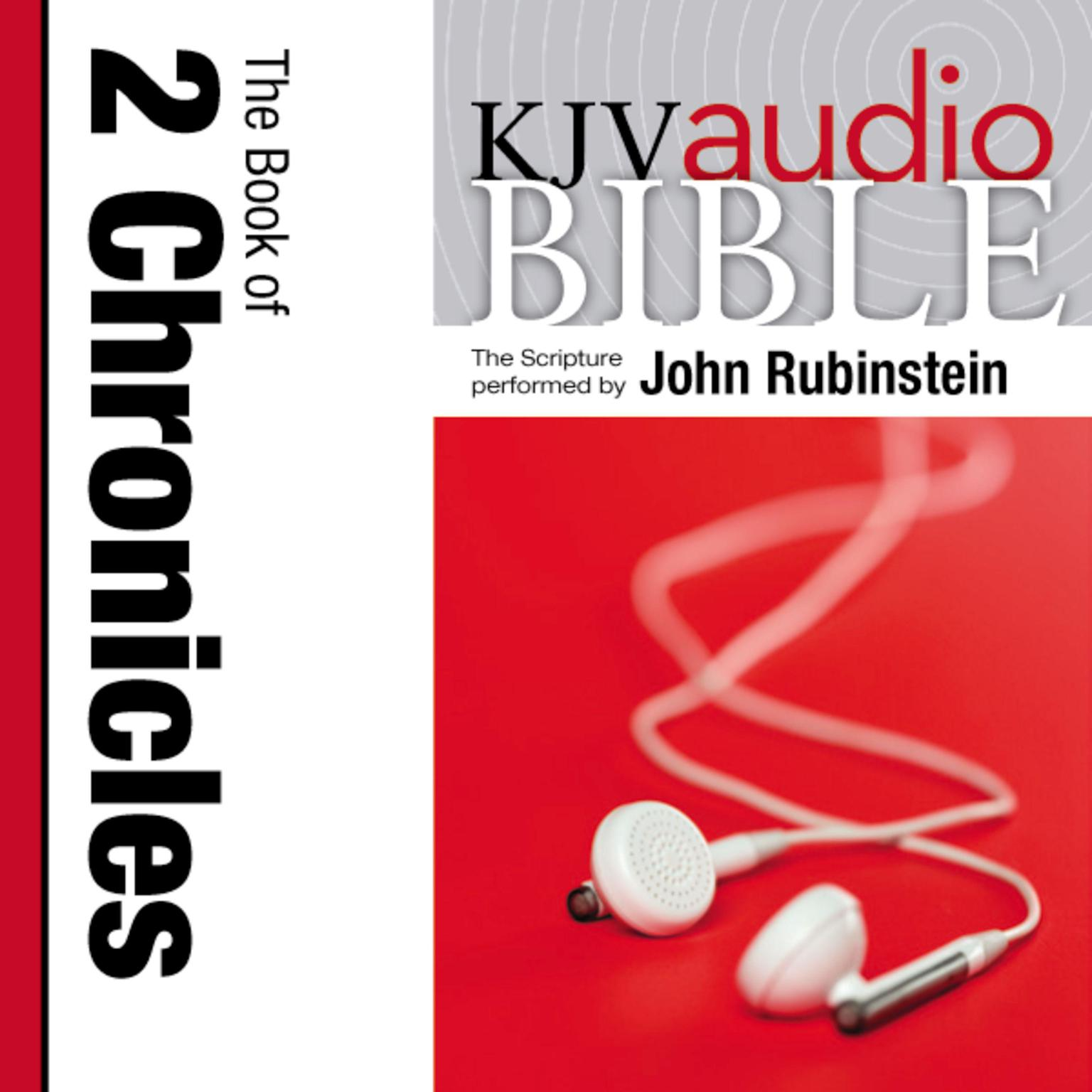 Printable KJV, Audio Bible: The Book of 2 Chronicles, Audio Download Audiobook Cover Art