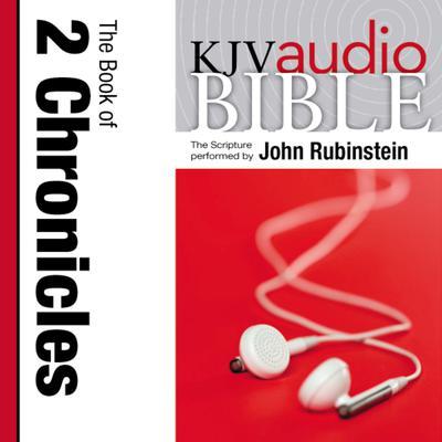 KJV, Audio Bible: The Book of 2 Chronicles, Audio Download Audiobook, by Zondervan