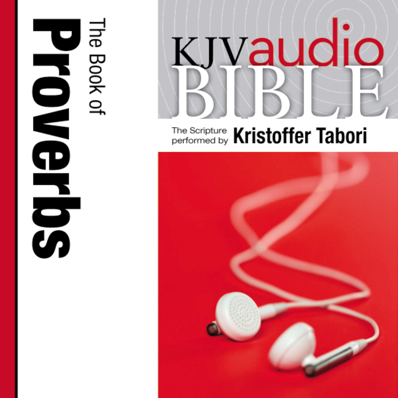 Printable KJV, Audio Bible: The Book of Proverbs, Audio Download Audiobook Cover Art