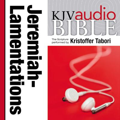 Pure Voice Audio Bible - King James Version, KJV: (20) Jeremiah and Lamentations Audiobook, by Zondervan