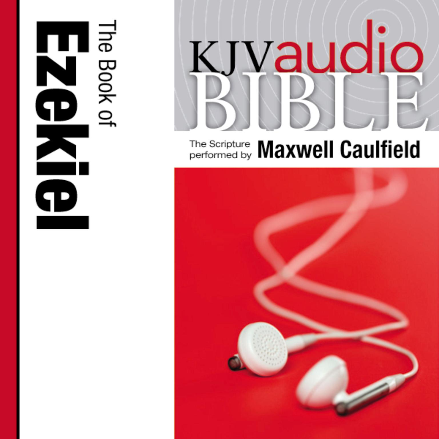 Printable KJV, Audio Bible: The Book of Ezekiel, Audio  Download Audiobook Cover Art