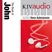 KJV, Audio Bible: The Book of John, Audio Download Audiobook, by Zondervan