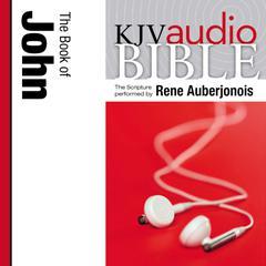 Pure Voice Audio Bible - King James Version, KJV: (30) John Audiobook, by Zondervan