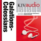 KJV, Audio Bible: Galatians through Colossians, Audio Download Audiobook, by Zondervan