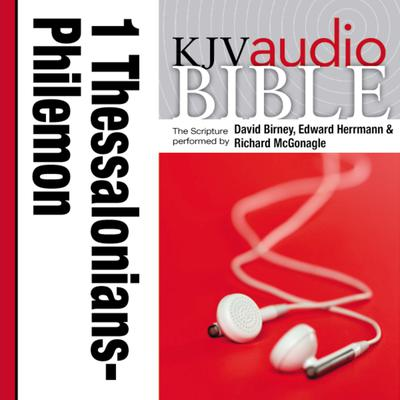 Pure Voice Audio Bible - King James Version, KJV: (35) 1 and 2 Thessalonians, 1 and 2 Timothy, Titus, and Philemon Audiobook, by Zondervan