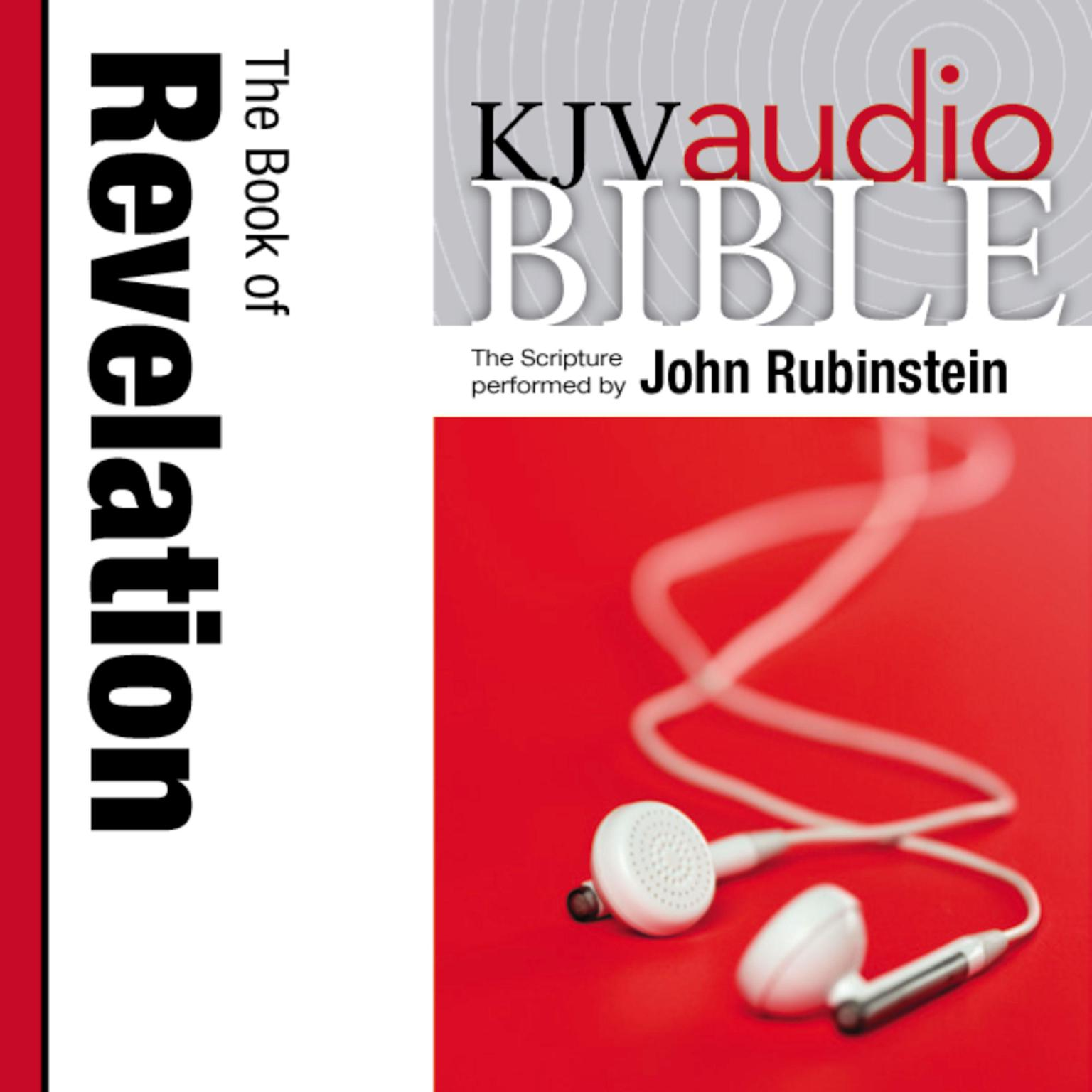 Printable KJV, Audio Bible: The Book of Revelation, Audio Download Audiobook Cover Art
