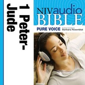 NIV, Audio Bible, Pure Voice: 1 and 2 Peter; 1, 2 and 3 John; and Jude, Audio Download (Narrated by Barbara Rosenblat) Audiobook, by Zondervan