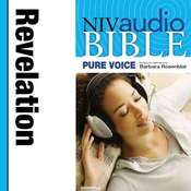 NIV, Audio Bible, Pure Voice: Revelation, Audio Download (Narrated by Barbara Rosenblat) Audiobook, by Zondervan