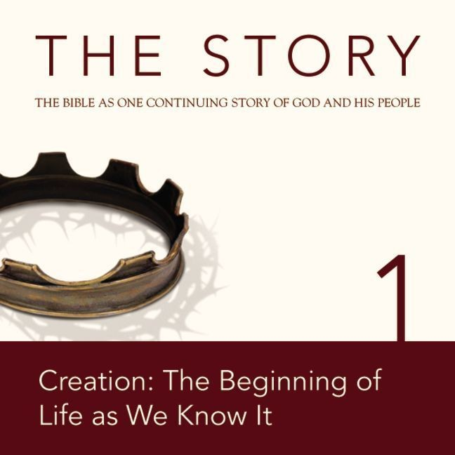 Printable NIV, The Story: Chapter 1 - Creation: The Beginning of Life as We Know It, Audio Download Audiobook Cover Art