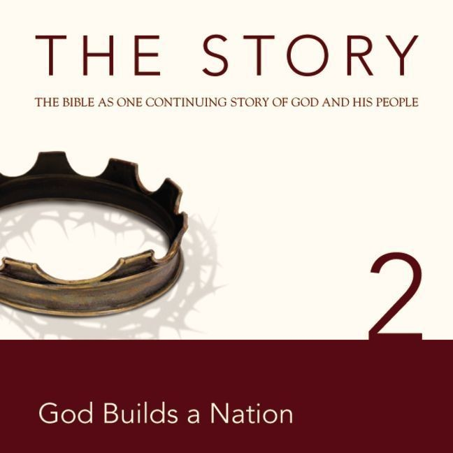 Printable NIV, The Story: Chapter 2 - God Builds a Nation, Audio Download Audiobook Cover Art