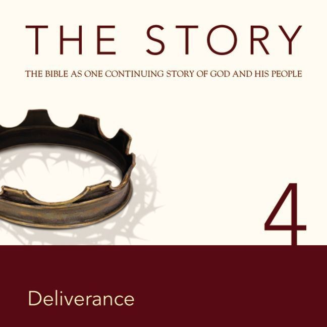 Printable NIV, The Story: Chapter 4 - Deliverance, Audio Download Audiobook Cover Art