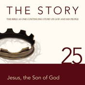 NIV, The Story: Chapter 25 - Jesus the Son of God, Audio Download, by Zondervan