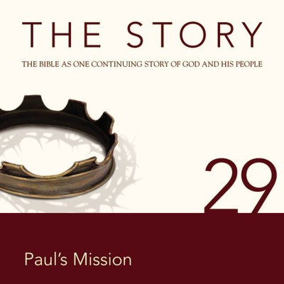 NIV, The Story: Chapter 29 - Pauls Mission, Audio Download Audiobook, by Zondervan