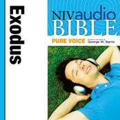 NIV, Audio Bible, Pure Voice: Exodus, Audio Download (Narrated by George W. Sarris), by Zondervan
