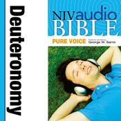 NIV, Audio Bible, Pure Voice: Deuteronomy, Audio Download (Narrated by George W. Sarris), by Zondervan