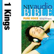 NIV, Audio Bible, Pure Voice: 1 Kings, Audio Download (Narrated by George W. Sarris), by Zondervan
