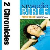 NIV, Audio Bible, Pure Voice: 2 Chronicles, Audio Download (Narrated by George W. Sarris), by Zondervan