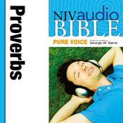NIV, Audio Bible, Pure Voice: Proverbs, Audio Download Audiobook, by Zondervan