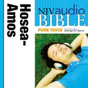 NIV, Audio Bible, Pure Voice: Hosea, Joel, and Amos, Audio Download (Narrated by George W. Sarris) Audiobook, by Zondervan