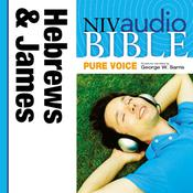NIV, Audio Bible, Pure Voice: Hebrews and James, Audio Download (Narrated by George W. Sarris), by Zondervan