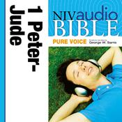 NIV, Audio Bible, Pure Voice: 1 and 2 Peter; 1, 2 and 3 John; and Jude, Audio Download (Narrated by George W. Sarris), by Zondervan