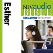 NIV, Audio Bible, Dramatized: Esther, Audio Download, by Zondervan