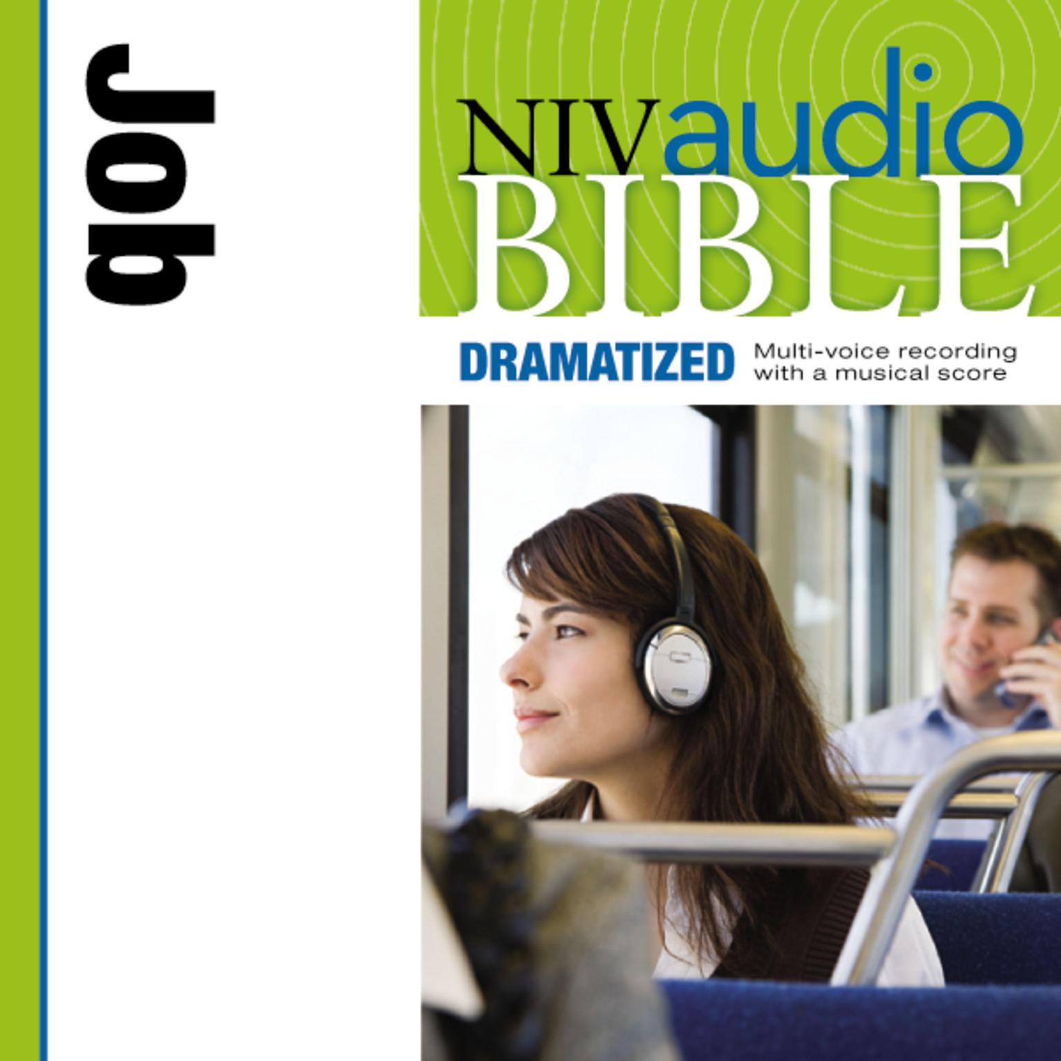 Printable NIV, Audio Bible, Dramatized: Job, Audio Download Audiobook Cover Art