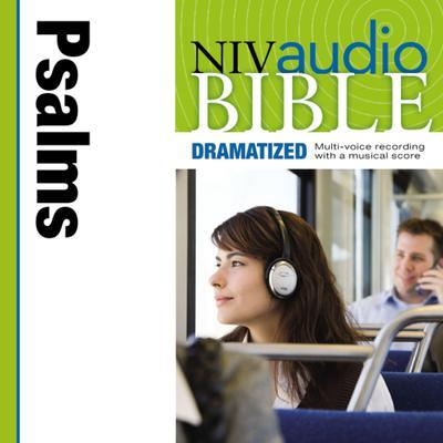 NIV, Audio Bible, Dramatized: Psalms, Audio Download Audiobook, by Zondervan