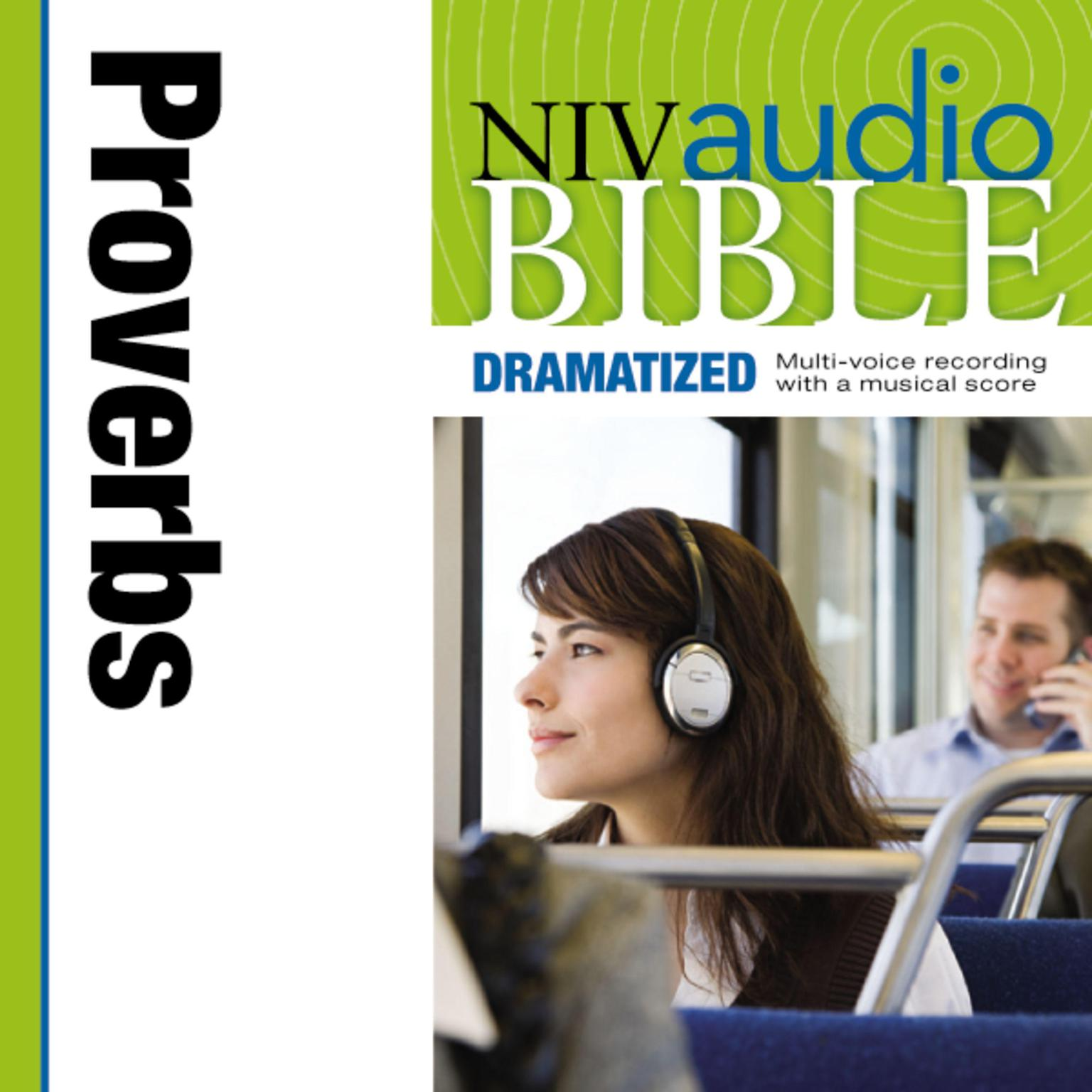 Printable NIV, Audio Bible, Dramatized: Proverbs, Audio Download Audiobook Cover Art