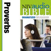 NIV, Audio Bible, Dramatized: Proverbs, Audio Download, by Zondervan