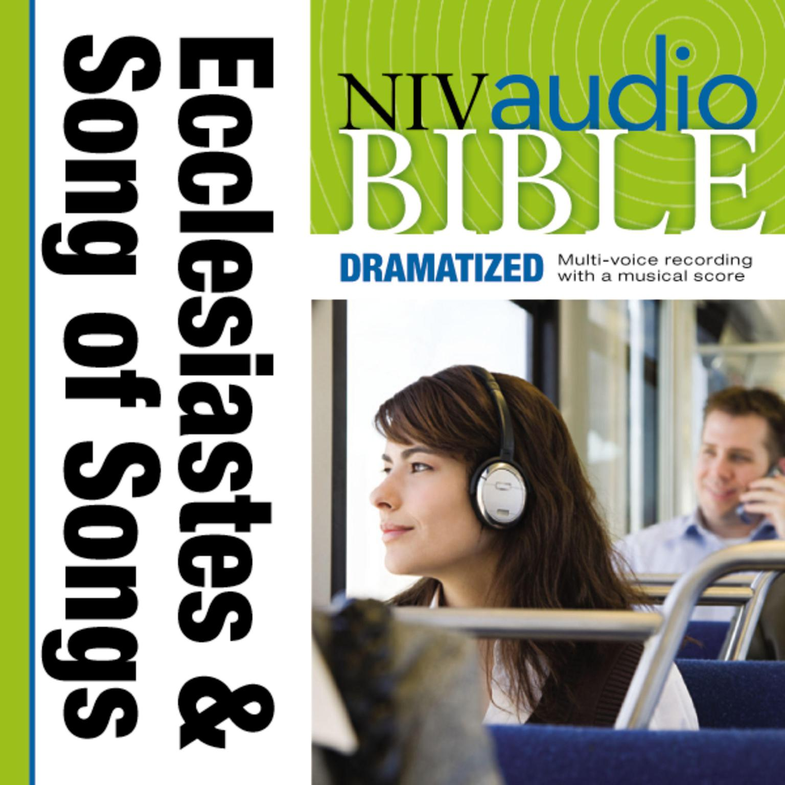Printable NIV, Audio Bible, Dramatized: Ecclesiastes and Song of Songs, Audio Download Audiobook Cover Art