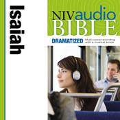 NIV, Audio Bible, Dramatized: Isaiah, Audio Download, by Zondervan, Zondervan