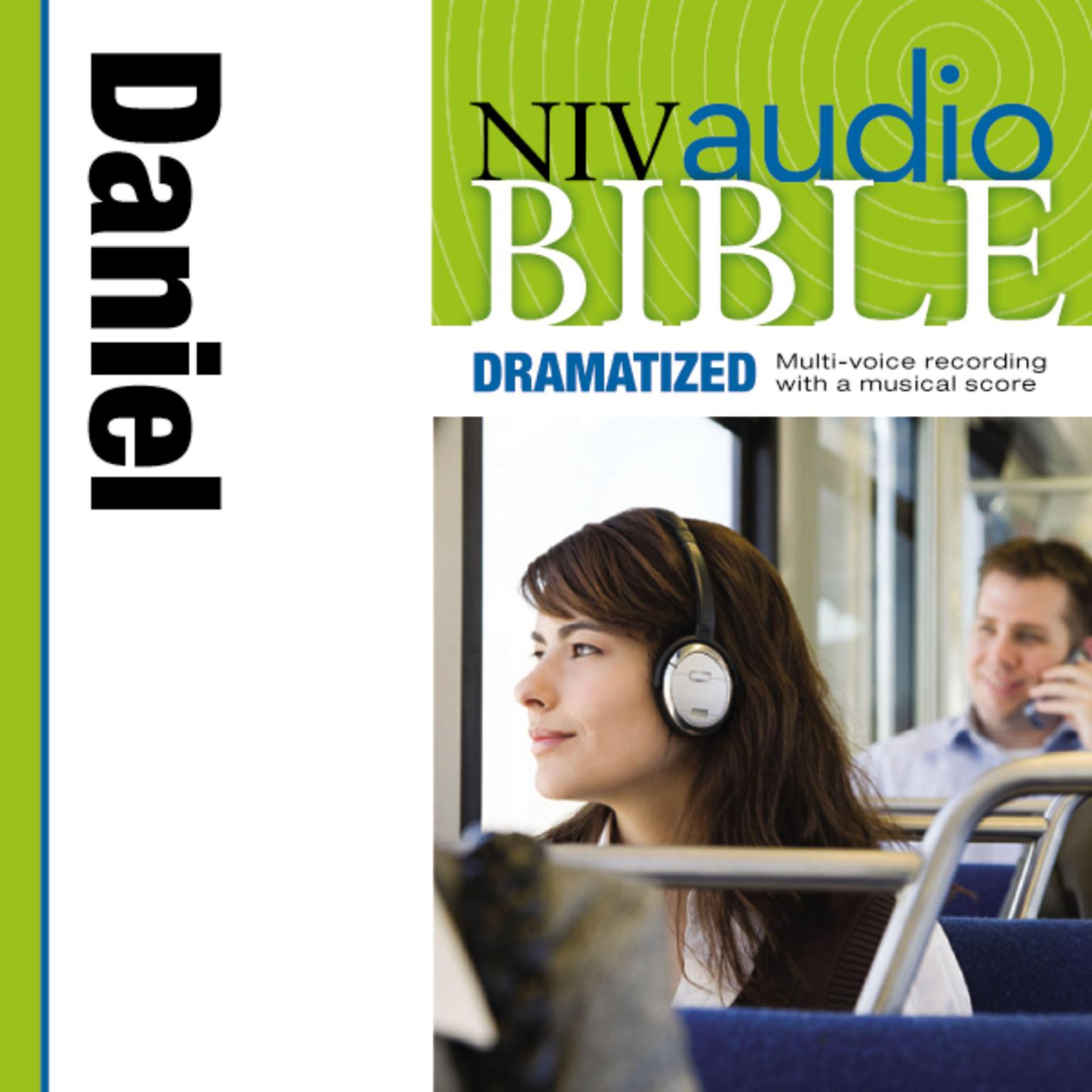 Printable NIV, Audio Bible, Dramatized: Daniel, Audio Download Audiobook Cover Art