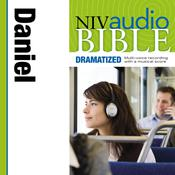 NIV Audio Bible, Dramatized: Daniel, by Zondervan