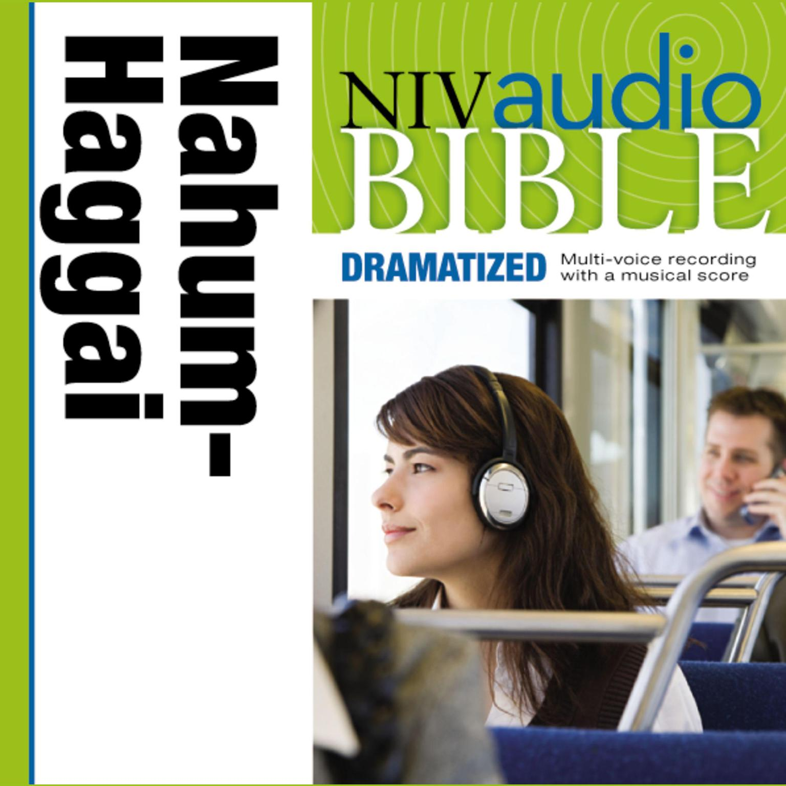 Printable NIV, Audio Bible, Dramatized: Nahum, Habakkuk, Zephaniah, and Haggai, Audio Download Audiobook Cover Art