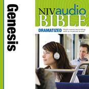 NIV, Audio Bible, Dramatized: Genesis, Audio Download Audiobook, by Zondervan
