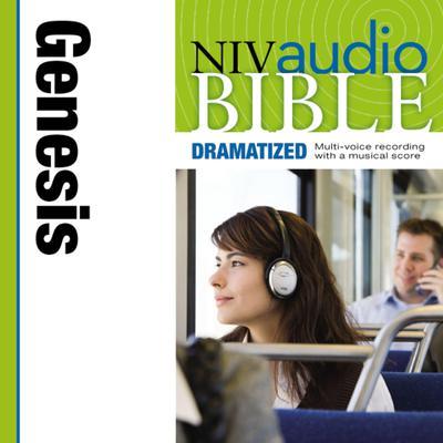 NIV, Audio Bible, Dramatized: Genesis, Audio Download Audiobook, by Zondervan