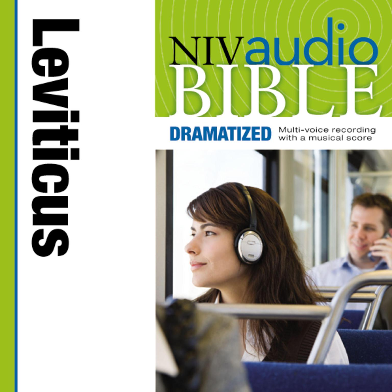 Printable NIV, Audio Bible, Dramatized: Leviticus, Audio Download Audiobook Cover Art