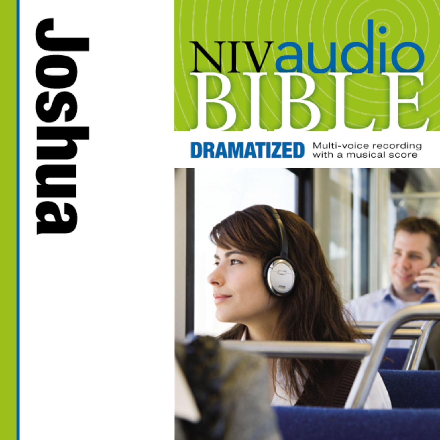 Printable NIV, Audio Bible, Dramatized: Joshua, Audio Download Audiobook Cover Art