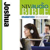 NIV, Audio Bible, Dramatized: Joshua, Audio Download Audiobook, by Zondervan