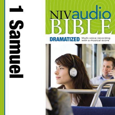 NIV, Audio Bible, Dramatized: 1 Samuel, Audio Download Audiobook, by Zondervan