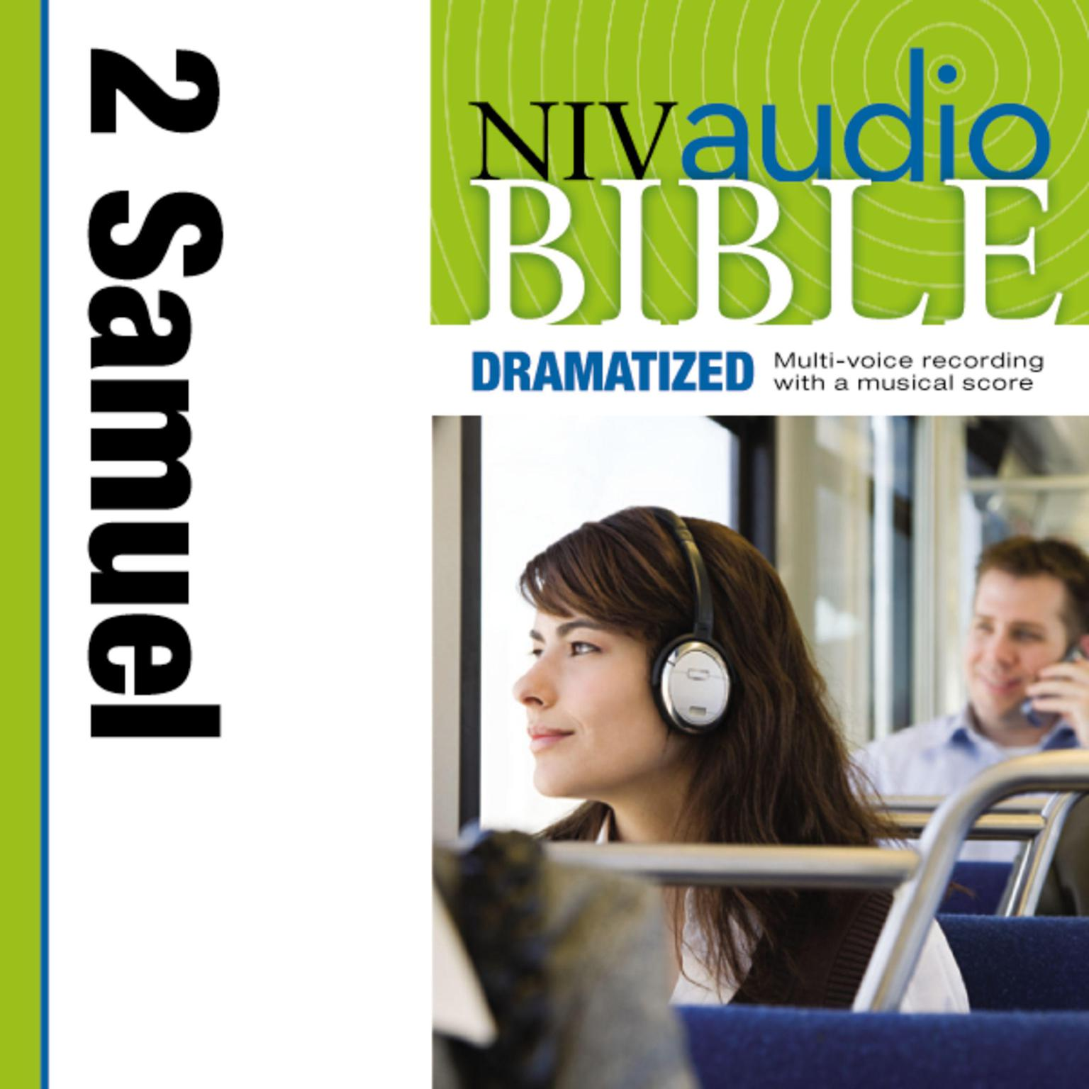 Printable NIV, Audio Bible, Dramatized: 2 Samuel, Audio Download Audiobook Cover Art