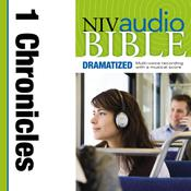 NIV, Audio Bible, Dramatized: 1 Chronicles, Audio Download, by Zondervan, Zondervan