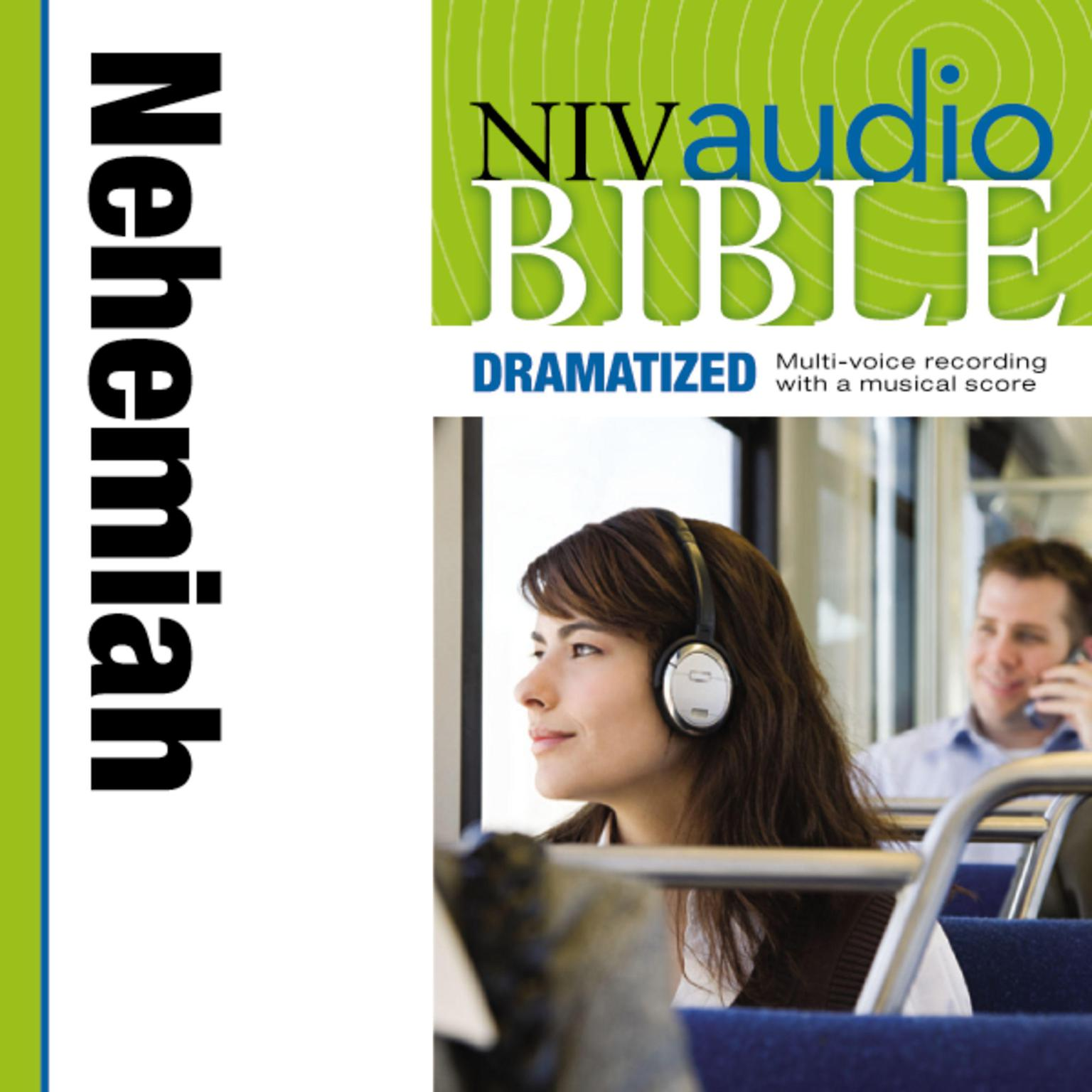 Printable NIV, Audio Bible, Dramatized: Nehemiah, Audio Download Audiobook Cover Art