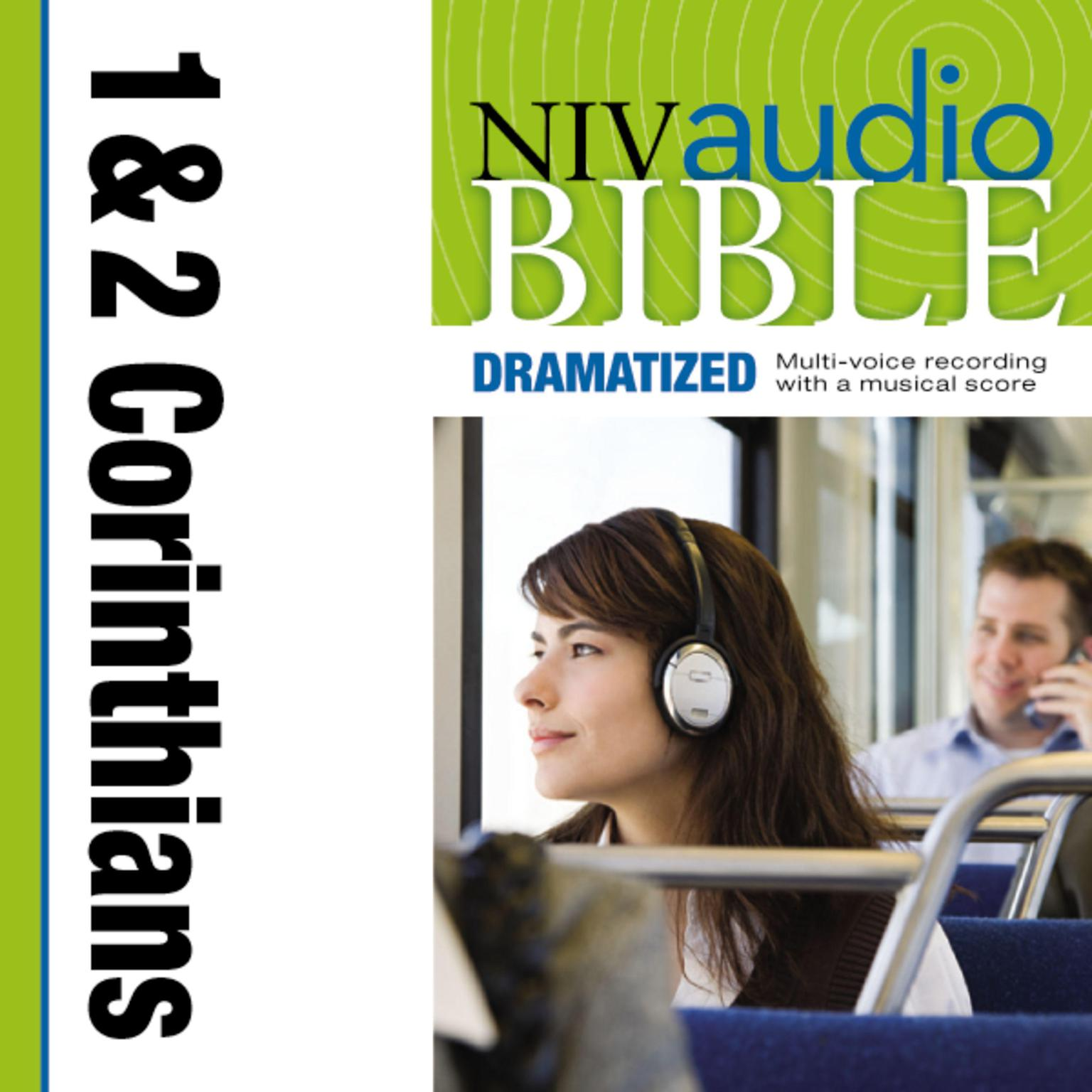 Printable NIV, Audio Bible, Dramatized: 1 and 2 Corinthians, Audio Download Audiobook Cover Art