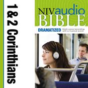 NIV, Audio Bible, Dramatized: 1 and 2 Corinthians, Audio Download Audiobook, by Zondervan
