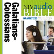 NIV, Audio Bible, Dramatized: Galatians, Ephesians, Philippians, and Colossians, Audio Download Audiobook, by Zondervan